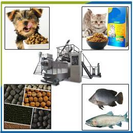 鼎润机械湿法狗粮生产设备