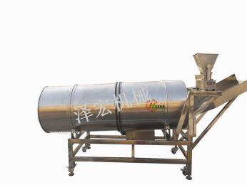 泽宏机械ZHBL-螺旋圆桶拌料机