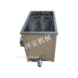 泽宏机械ZHLY-箱式滤油机