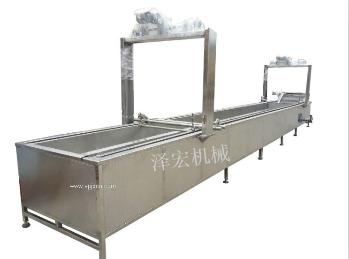 泽宏机械ZHLX-连续卤味机