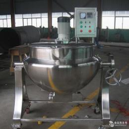 导热油夹层锅,食品蒸汽夹层锅