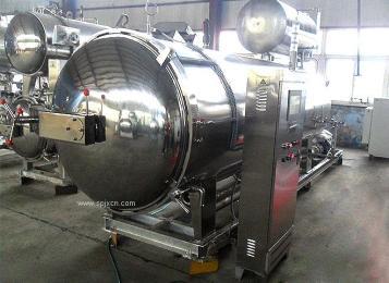 厂家 直供批发1000*2200喷淋高温肉制品杀菌锅