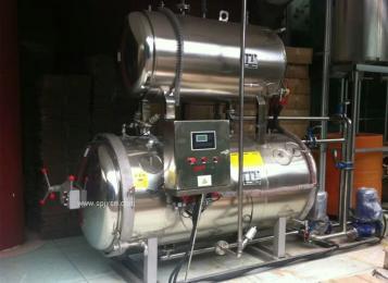 700*1200电汽两用 电加热杀菌锅