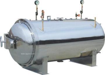 众工机械杀菌釜 双层喷淋式全不锈钢高温高压调理型杀菌锅