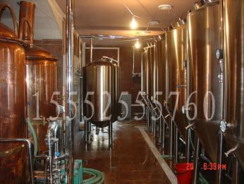 商用啤酒设备