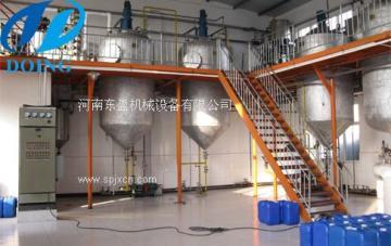 食用油精煉設備|油脂精煉設備