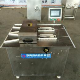 全自動雙條香腸扎線機   臺灣烤腸紅腸扎線機