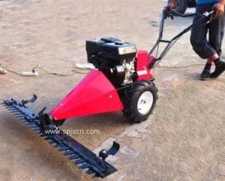 河南省廠家直供 草坪剪草機 自走式汽油割草機