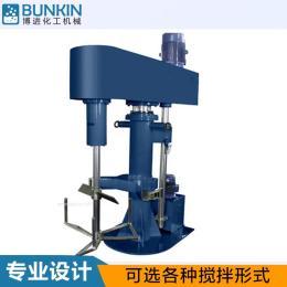 300-1000L乳胶漆生产型分散搅拌机 膏液高速分散搅拌机