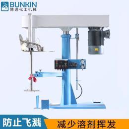 4-75KW合肥厂家定制涂料油漆液压分散搅拌机  乳胶漆分散搅拌机