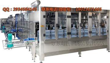 桶装矿泉水灌装机,桶装水矿泉生产设备