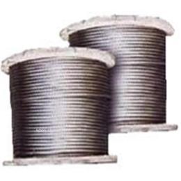 深圳6毫米的sus316不锈钢钢丝绳承重