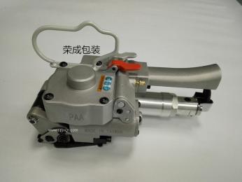 新款气动打包机热熔免扣机AQD-19