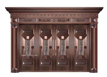 [供應]福州優質的銅門 銅門價格
