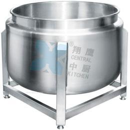 大型不可轻蒸汽煮锅、熬煮锅、汤锅、蒸汽煮锅、厨房设备、不锈钢锅
