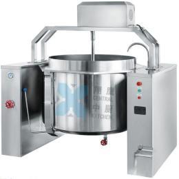 豪华型自动搅拌熬煮锅、熬煮锅、汤锅、自动熬煮锅、搅拌汤锅、厨房设备