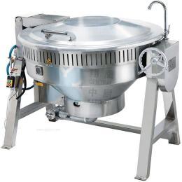 可倾燃气炒锅、炒菜机、炒菜锅、燃气炒锅、厨房设备、不锈钢炒锅