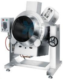多功能炒菜机、炒菜锅、自动炒菜机、不锈钢炒锅、厨房设备、旋转炒锅