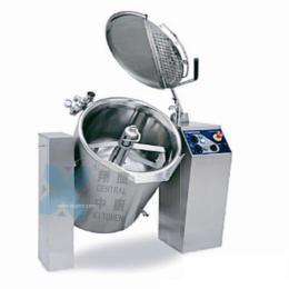 欧式智能搅拌料理锅、智能料理锅、厨房设备、熬煮锅、不锈钢锅