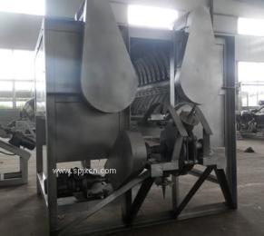 厂家直销XY-003全自动猪头连续去毛机