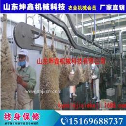 绵羊屠宰设备,山羊屠宰流水线设备,宰杀肉羊生产线设备