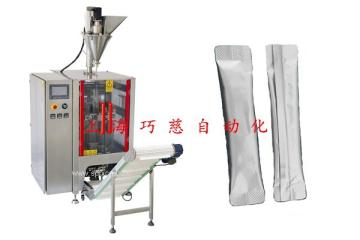 自動條形茶包裝機、雙頭電子稱稱重計量/精度高 速度快