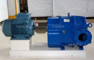 污油提升泵選型