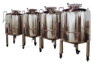 不锈钢乳化储罐 上海不锈钢储罐 包装材料供应商 上海博睦供