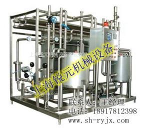 【小型超高温杀菌机】茶饮料超高温杀菌设备厂家直销、质优价廉