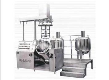 DS-ZJR-250 膏霜真空乳化机