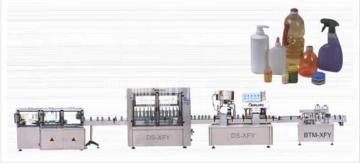 DS-XFY 洗手液、洗发精生产线