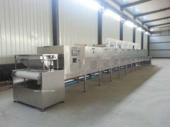 五谷杂粮微波干燥烘焙设备