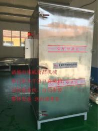 诸城千叶豆腐蒸煮房设备 产品图片