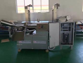 制作千叶豆腐的斩拌机机器 产品图片