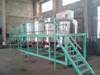 小型炼油设备/食用油精炼设备厂家