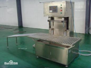 糖浆软包装灌装机