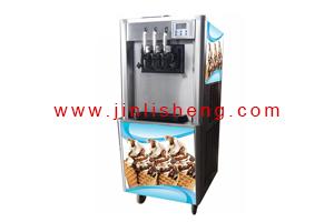 商用2+1混合口味冰淇淋机