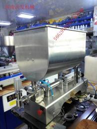 青島-牛肉醬灌裝機