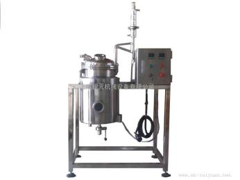 100L新品玫瑰花精油研发提取设备