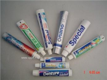 包装材料 铝塑复合软管 优质药膏铝塑管包装 上海博睦供