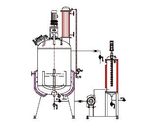 常压提取逆流循环多罐超声波提取设备