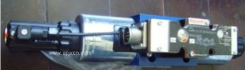 德國REXROTH力士樂電磁比例換向閥4WRE10W25-2X