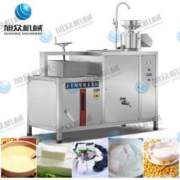 2018新款全自动豆腐机 做豆浆、豆腐花的机器 豆腐机一件代发 花生豆腐机