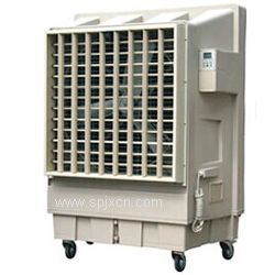 工业冷风机 可移动大风量湿帘水冷风机 环保空调 可移动环保冷气机
