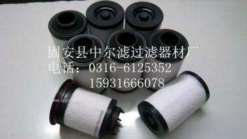 真空泵濾芯0532140156