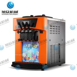 台式冰淇淋机 豪华型冰淇淋机 硬冰淇淋机 软冰淇淋机 冰淇淋机价格