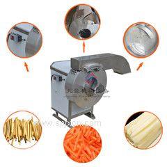 广州TJ-502自◎动切薯条机,切ω 芋头条机,切地瓜�锾趸�,切白萝卜�条机