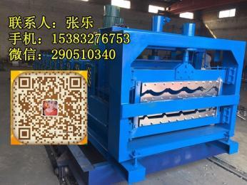 陕西汉中828-840双层琉璃瓦机15383276753