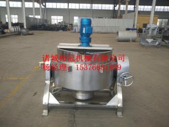 厂家直供电加热可倾式夹层锅