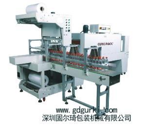 全自動袖口式包裝機GPL-6030AH+熱收縮機(無底托)